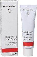 Parfüm, Parfüméria, kozmetikum Illatosított lábspray - Dr. Hauschka Deodorizing Foot Cream