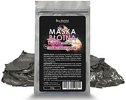Parfüm, Parfüméria, kozmetikum Sármaszk spirulinával - E-fiore Mud Face Mask With Spirulina, Opuntia Oil And HA Acid