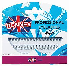 Parfüm, Parfüméria, kozmetikum Tincses műszempilla - Ronney Professional Eyelashes 00038