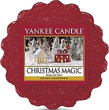 Parfüm, Parfüméria, kozmetikum Aroma viasz - Yankee Candle Christmas Magic Tarts Wax Melts