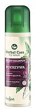 """Parfüm, Parfüméria, kozmetikum Száraz sampon zsíros hajra """"Csalán"""" - Farmona Herbal Care Shampoo"""