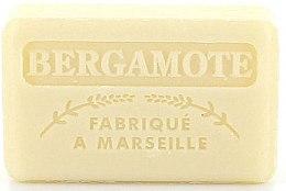 "Parfüm, Parfüméria, kozmetikum Marseillaise szappan ""Bergamott"" - Foufour Savonnette Marseillaise Bergamote"