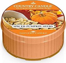 Parfüm, Parfüméria, kozmetikum Tea illatgyertya - Country Candle Spiced Pumpkin Seeds Daylight