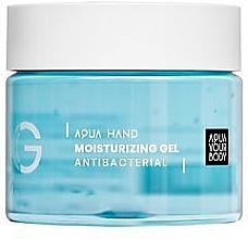 Parfüm, Parfüméria, kozmetikum Kézfertőtlenítő - Aquayo Aqua Hand Moisturizing Gel Antibacterial
