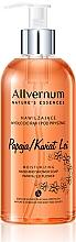 """Parfüm, Parfüméria, kozmetikum Kéz- és zuhanyszappan """"Papaya és Leu virág"""" - Allverne Nature's Essences Hand And Shower Soap"""