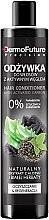 Parfüm, Parfüméria, kozmetikum Hajkondicionáló aktív szénnel - DermoFuture Hair Conditioner With Activated Carbon