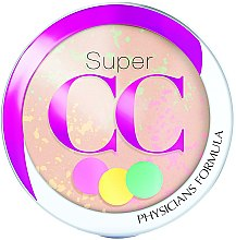 Parfüm, Parfüméria, kozmetikum Arcpúder - Physicians Formula Super CC Color-Correction + Care CC Powder SPF 30