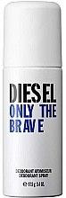 Parfüm, Parfüméria, kozmetikum Diesel Only The Brave - Dezodor