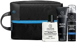 Parfüm, Parfüméria, kozmetikum Szett - Collistar Linea Uomo Kit (after/sh/100ml + sh/gel/100ml + sh/foam/75ml +bag)