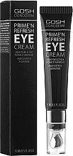Parfüm, Parfüméria, kozmetikum Szemkörnyékápoló krém - Gosh Donoderm Eye Cream