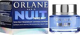 Parfüm, Parfüméria, kozmetikum Ránctalanító éjszakai krém - Orlane Extreme Anti-Wrinkle Regenerating Night Care