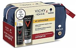 Parfüm, Parfüméria, kozmetikum Szett - Vichy Homme (sh/gel/200ml + cr/50ml + bag)