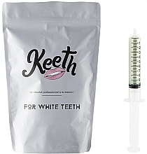 """Parfüm, Parfüméria, kozmetikum Fogfehérítő készlet utántöltő patron """"Menta"""" - Keeth Mint Refill Pack"""