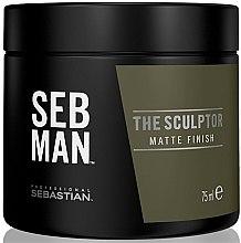 Parfüm, Parfüméria, kozmetikum Modellező menta agyag - Sebastian Professional SEB MAN The Sculptor