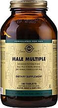 Parfüm, Parfüméria, kozmetikum Étrend-kiegészítő vitamin férfiaknak - Solgar Male Multiple