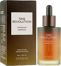 Parfüm, Parfüméria, kozmetikum Koncentrált szérum ampulla ürömkivonattal - Missha Time Revolution Artemisia Ampoule