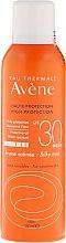 Parfüm, Parfüméria, kozmetikum Védő permet SPF 30 - Avene Sun Care Silky Mist SPF 30
