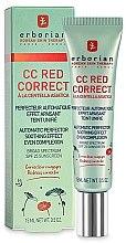Parfüm, Parfüméria, kozmetikum Korrigáló arckrém - Erborian CC Red Correct