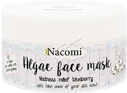 """Parfüm, Parfüméria, kozmetikum Alginát arcmaszk """"Fekete áfonya"""" - Nacomi Professional Face Mask"""
