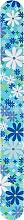 Parfüm, Parfüméria, kozmetikum Körömreszelő, 2056, 17.8 cm, világos kék - Donegal