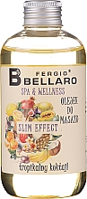 "Parfüm, Parfüméria, kozmetikum Masszázsolaj ""Gyümölcsös"" - Fergio Bellaro Massage Oil"