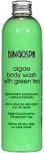 "Parfüm, Parfüméria, kozmetikum Tusfürdő ""Alga"" - BingoSpa Algae Energizing Body Wash Whit Green Tea"