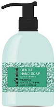 """Parfüm, Parfüméria, kozmetikum Lágy kézkrém """"Aloe és verbéna"""" - Cafe Mimi Gentle Hand Soap"""