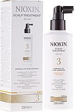 Parfüm, Parfüméria, kozmetikum Tápláló hajmaszk - Nioxin Thinning Hair System 3 Scalp Treatment