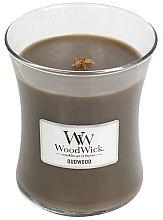 Parfüm, Parfüméria, kozmetikum Aroma gyertya - WoodWick Hourglass Candle Oudwood