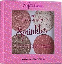Parfüm, Parfüméria, kozmetikum Arcpirosító - I Heart Revolution Sprinkles