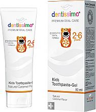Parfüm, Parfüméria, kozmetikum Fogkrém gyerekeknek - Dentissimo Kids Toothpaste Caramel