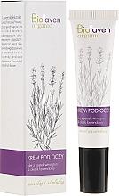 Parfüm, Parfüméria, kozmetikum Krém szemkörnyékre - Biolaven Eye Cream