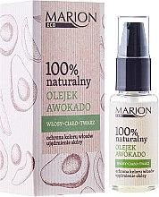 Parfüm, Parfüméria, kozmetikum Avokádó olaj arcra, hajra, testre - Marion Eco Oil