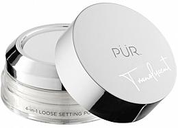 Parfüm, Parfüméria, kozmetikum Áttettsző porpúder - PUR 4-in-1 Loose Setting Powder