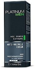 Parfüm, Parfüméria, kozmetikum Ránctalanító krém - Dr Irena Eris Platinum Men Age Power Extreme Anti-wrinkle Cream