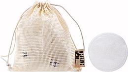 Parfüm, Parfüméria, kozmetikum Többszöri használatos pamut korongok - Nothing More Originals Cotons Bambou + Filet