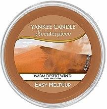 Parfüm, Parfüméria, kozmetikum Illatosított wax - Yankee Candle Warm Desert Wind Scenterpiece Melt Cup
