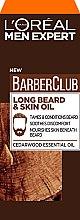 Parfüm, Parfüméria, kozmetikum Szakál és arcbőr ápoló olaj - L'Oreal Paris Men Expert Barber Club Long Beard + Skin Oil