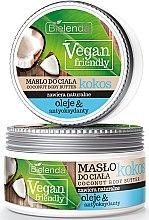 """Parfüm, Parfüméria, kozmetikum """"Kókusz"""" testápoló olaj - Bielenda Vegan Friendly Coconut Body Butter"""