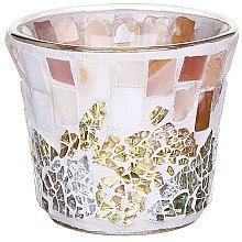 Parfüm, Parfüméria, kozmetikum Gyertyatartó - Yankee Candle Gold and Pearl Votive Sampler Holder