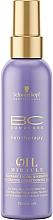Parfüm, Parfüméria, kozmetikum Helyreállító kondicionáló tej keratinnal és olajjal - Schwarzkopf Professional Bonacure Oil & Micro Keratin Milk