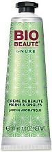"""Parfüm, Parfüméria, kozmetikum Kéz- és körökkrém """"illatos kert"""" - Nuxe Bio Beaute Hand and Nail Beauty Cream Aromatic Garden"""