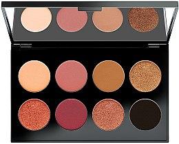 Parfüm, Parfüméria, kozmetikum Szemhéjfesték paletta - Make up Factory Artist Eyeshadow Palette