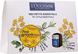 Parfüm, Parfüméria, kozmetikum Szett - L'Occitane My Little Essentials (balm/15g + mist/15ml)