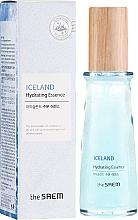 Parfüm, Parfüméria, kozmetikum Hidratáló esszencia ásványi anyagokkal - The Saem Iceland Hydrating Essence