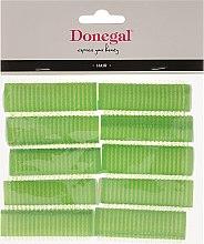 Parfüm, Parfüméria, kozmetikum Szivacsos hajcsavaró, 20 mm, 10 db - Donegal Hair Curlers