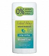 Parfüm, Parfüméria, kozmetikum Deo-stick - Indus Valley Wicked Cool Deodorant Stick