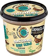 "Parfüm, Parfüméria, kozmetikum Testradír ""Granola és makadámia"" - Planeta Organica Granola & Macadamia Body Scrub"