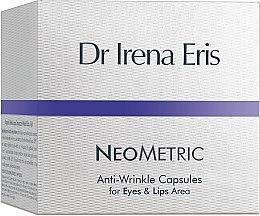 Parfüm, Parfüméria, kozmetikum Ajak- és szemkörnyékápoló kapszulák - Dr Irena Eris Anti-Wrinkle Capsules for Eyes and Lips Area