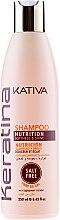 Parfüm, Parfüméria, kozmetikum Keratin sampon minden hajtípusra - Kativa Keratina Shampoo
